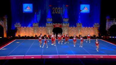 Core Athletix - Senior Red [2021 L3 U19 Coed Finals] 2021 The Summit