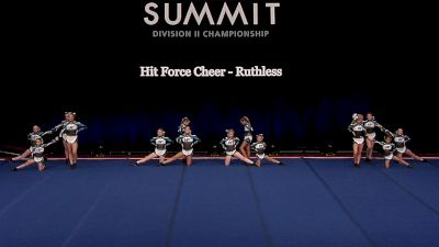 Hit Force Cheer - Ruthless [2021 L1 Junior - Small Wild Card] 2021 The D2 Summit