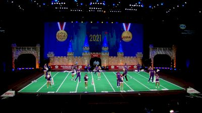 Northwestern State Athletics [2021 Open Coed Game Day Finals] 2021 UCA & UDA College Cheerleading & Dance Team National Championship