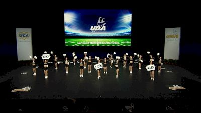 Northwest Missouri State University [2021 Dance Open Game Day Finals] 2021 UCA & UDA College Cheerleading & Dance Team National Championship