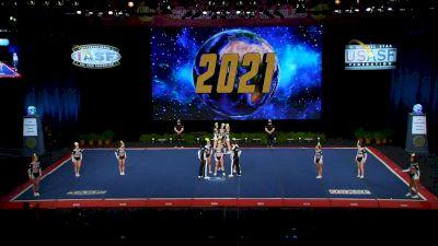 The Stingray Allstars - Star [2021 L6 Senior XSmall Coed Prelims] 2021 The Cheerleading Worlds