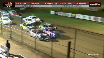 Highlights | IMCA Stock Cars at Marshalltown