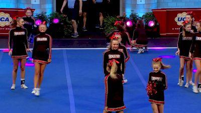Houston Middle School [2021 Large Junior High Semis] 2021 UCA National High School Cheerleading Championship