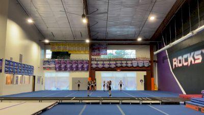 Rockstar Cheer - Holly Springs - 10,000 Maniacs [L1 Mini] 2021 The Regional Summit Virtual Championships