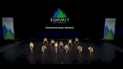 Maryland Dance Energy - MDE Shock [2021 Youth Hip Hop - Small Finals] 2021 The Dance Summit
