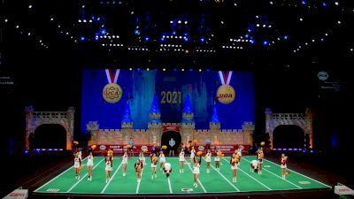 University of Louisiana Monroe [2021 All Girl Division IA Game Day Finals] 2021 UCA & UDA College Cheerleading & Dance Team National Championship