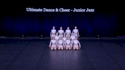 Ultimate Dance & Cheer - Junior Jazz [2021 Junior Jazz - Small Semis] 2021 The Dance Summit