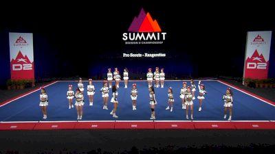 Pro Scouts - Rangerettes [2021 L3 Junior - Medium Wild Card] 2021 The D2 Summit