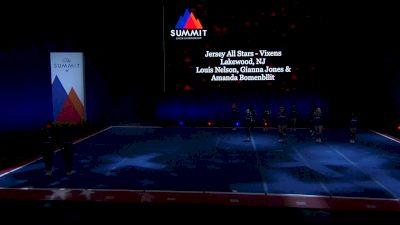 Jersey All Stars - Vixens [2021 L4.2 Senior - Small Wild Card] 2021 The Summit