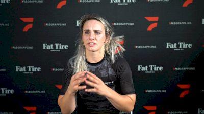 Ffion Davies Wants to Defend Her Belt Against Bianca Basílio