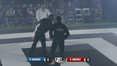 Roberto Jimenez vs Gabriel Almeida Third Coast Grappling KUMITE VI