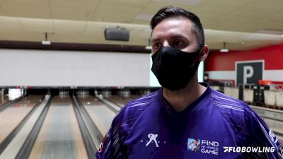 Jason Belmonte Breaks Down Why He Went With Urethane