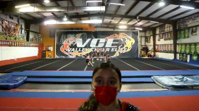 Valley Cheer Elite - Ignite [L3 Youth - D2 - Small] 2021 NCA All-Star Virtual National Championship