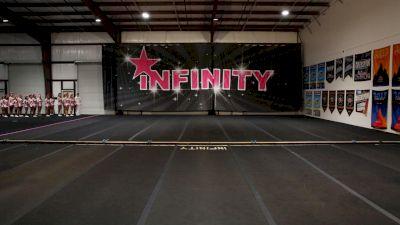Infinity Allstars - Royals [L6 International Open Coed - Small] 2021 NCA All-Star Virtual National Championship