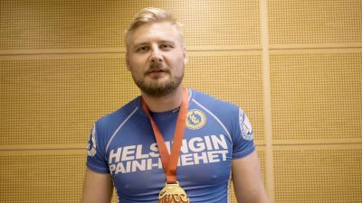 Heikki Jussila Finally Captures ADCC Trials Gold, Is Going To 2022 World Championships