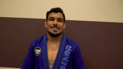Diego Ramalho Secures Submission Win At F2W 167,  Wants An Active 2021