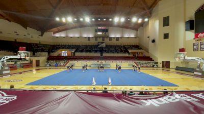 Eastern Kentucky University [Virtual Small Coed Division I Finals] 2021 UCA & UDA College Cheerleading & Dance Team National Championship