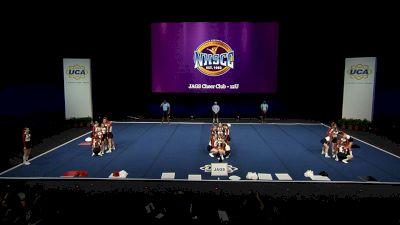 JAGS Cheer Club - 12U [2021 Trad Rec Non Aff 12Y Finals] 2021 UCA National High School Cheerleading Championship