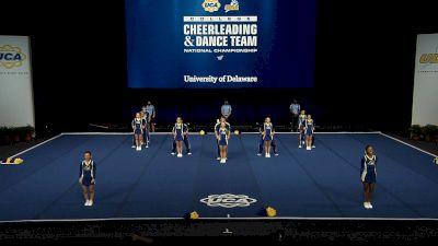 University of Delaware [2021 Cheer Division I Finals] 2021 UCA & UDA College Cheerleading & Dance Team National Championship