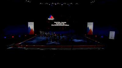 World Elite - Intensity [2021 L1 Junior - Small Semis] 2021 The Summit