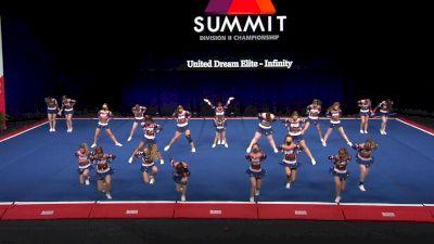 United Dream Elite - Infinity [2021 L3 Junior - Small Semis] 2021 The D2 Summit