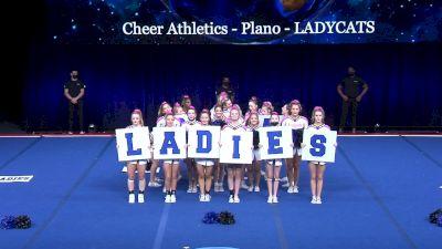 Cheer Athletics - Plano - Ladycats [2021 L6 International Global Finals] 2021 The Cheerleading Worlds