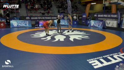 97 kg rr - Sharif Sharifov, Azerbaijan vs Michael Manea, Romania
