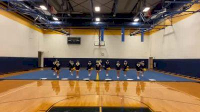 Mount Lebanon High School [Large Junior High] 2020 UCA Allegheny Virtual Regional