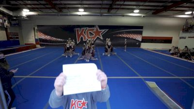 KC Cheer - FEVER [L2 Junior - Small] 2021 MG Extravaganza Virtual Nationals