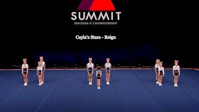 Cayla's Stars - Reign [2021 L2 Junior - Small Finals] 2021 The D2 Summit
