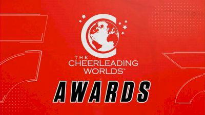 2021 The Cheerleading Worlds Awards [L6 Senior Large Coed]