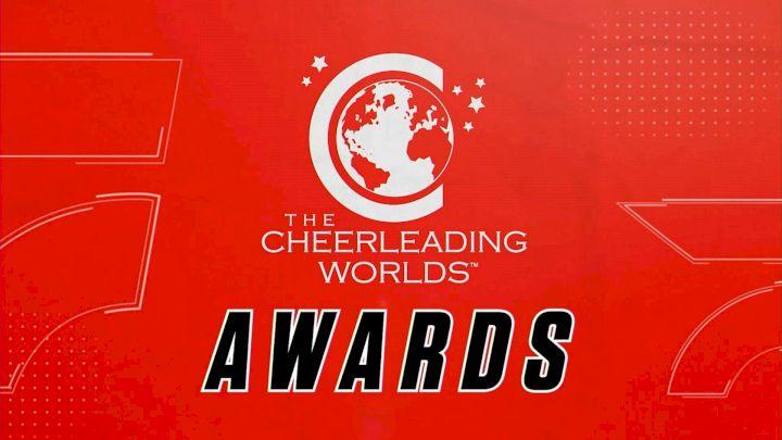 2021 The Cheerleading Worlds Awards [L6 Senior Large Coed]