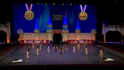 Depaul University [2021 Division I Jazz Semis] 2021 UCA & UDA College Cheerleading & Dance Team National Championship