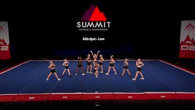 Kids Spot - Lava [2021 L4.2 Senior - Small Wild Card] 2021 The D2 Summit