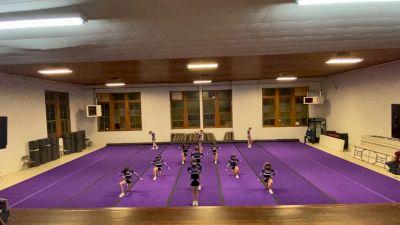 Alex Bay Recreation Cheer - Alex Bay Stallions Black Beauty [L1 Performance Recreation - 14 & Younger (NON) - NB] 2021 Varsity Rec, Prep & Novice Virtual Challenge IV