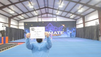 Ultimate Cheer Lubbock - Royals [L1.1 Youth - PREP - D2] 2021 NCA All-Star Virtual National Championship