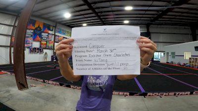 Rockstar Cheer - Charleston - WuTang [L1.1 Youth - PREP] 2021 Varsity All Star Winter Virtual Competition Series: Event V