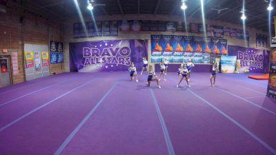 Bravo All Stars - Jewels [L2 Junior - D2 - Small] 2021 Mid Atlantic Virtual Championship