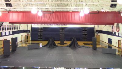 Grassfield High School Winterguard-The Space Between Us- A1