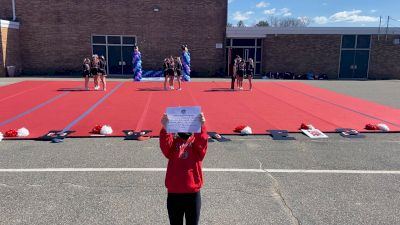 Syosset High School [Virtual Small Varsity Coed Finals] 2021 UCA National High School Cheerleading Championship