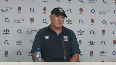USA Eagles Head Coach Gary Gold Weighs In On England Match