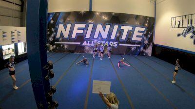 NFINITE All Stars - Code Black [L3 Senior - D2] 2021 The Regional Summit Virtual Championships