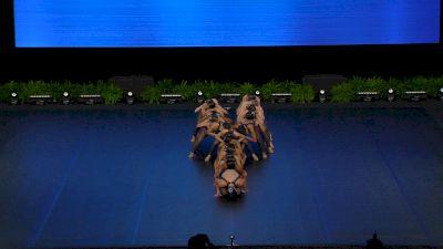 Coral Reef High School [2021 Large Varsity Jazz Semis] 2021 UDA National Dance Team Championship