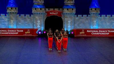 Studio L Dance Co. - Varsity [2021 Senior - Hip Hop Semis] 2021 UDA National Dance Team Championship