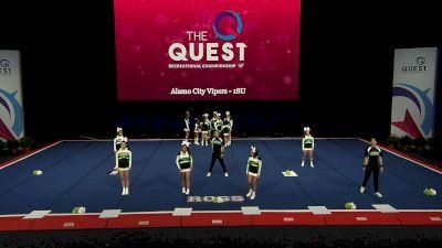 Alamo City Vipers - 18U [2021 Open Traditional Rec - 18Y (NON) Finals] 2021 The Quest