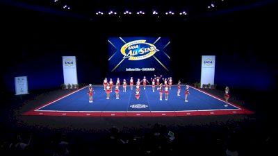 Indiana Elite - EMERALD [2021 L2 Senior Day 1] 2021 UCA International All Star Championship
