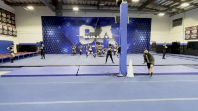 The California All Stars - Reckless [L7 International Open Coed - Small] 2021 USA All Star Virtual Championships