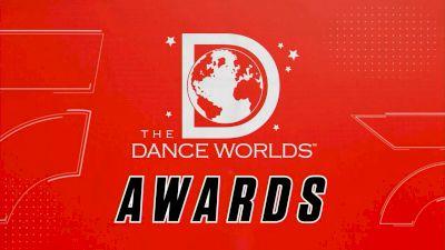 2021 The Dance Worlds Awards [Senior Pom - Large]