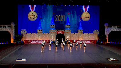 The Ohio State University [2021 Division IA Pom Finals] 2021 UCA & UDA College Cheerleading & Dance Team National Championship