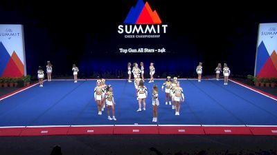 Top Gun All Stars - 24k [2021 L4 Senior - Small Semis] 2021 The Summit